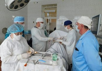 В Лиманській ЦРЛ стала можливою  торакоскопія грудної клітини